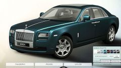 Rolls-Royce Ghost, le nuove immagini  - Immagine: 41