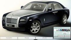 Rolls-Royce Ghost, le nuove immagini  - Immagine: 39