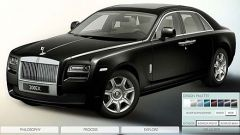 Rolls-Royce Ghost, le nuove immagini  - Immagine: 38