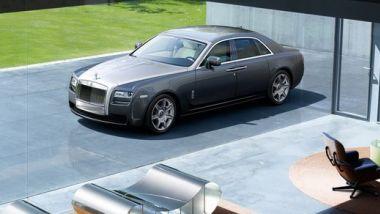 Listino prezzi Rolls-Royce Ghost