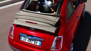 Listino prezzi Fiat 500 C