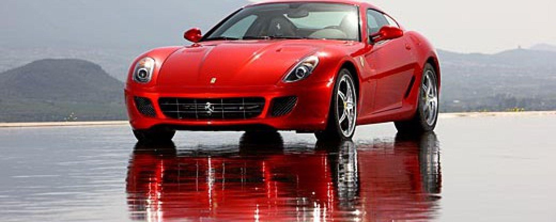 Ferrari 599 GTB Fiorano HGTE - le nuove foto