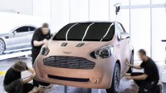 Aston Martin Cygnet - Immagine: 20
