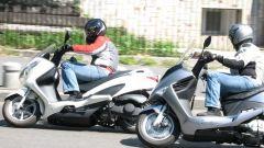 Suzuki Burgman 200 Vs Sym Joyride 200 Evo - Immagine: 6