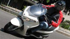 Suzuki Burgman 200 Vs Sym Joyride 200 Evo - Immagine: 17