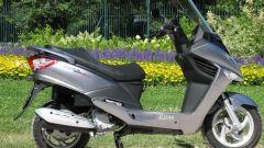 Suzuki Burgman 200 Vs Sym Joyride 200 Evo - Immagine: 19