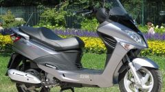 Suzuki Burgman 200 Vs Sym Joyride 200 Evo - Immagine: 20