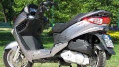 Suzuki Burgman 200 Vs Sym Joyride 200 Evo - Immagine: 22