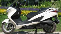 Suzuki Burgman 200 Vs Sym Joyride 200 Evo - Immagine: 25