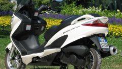 Suzuki Burgman 200 Vs Sym Joyride 200 Evo - Immagine: 26