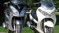 Suzuki Burgman 200 Vs Sym Joyride 200 Evo - Immagine: 29