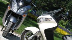 Suzuki Burgman 200 Vs Sym Joyride 200 Evo - Immagine: 32