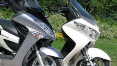 Suzuki Burgman 200 Vs Sym Joyride 200 Evo - Immagine: 34