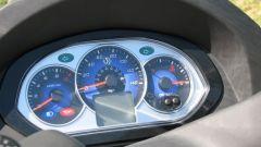 Suzuki Burgman 200 Vs Sym Joyride 200 Evo - Immagine: 43