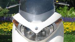 Suzuki Burgman 200 Vs Sym Joyride 200 Evo - Immagine: 58