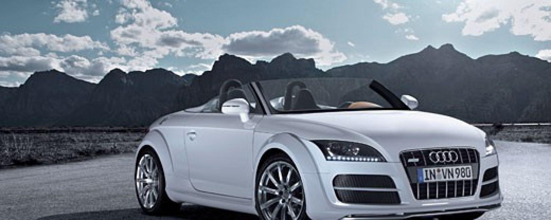 Audi TT Clubsport Cabrio quattro