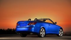 Lexus IS 250C - Immagine: 3