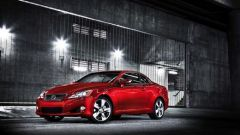 Lexus IS 250C - Immagine: 17