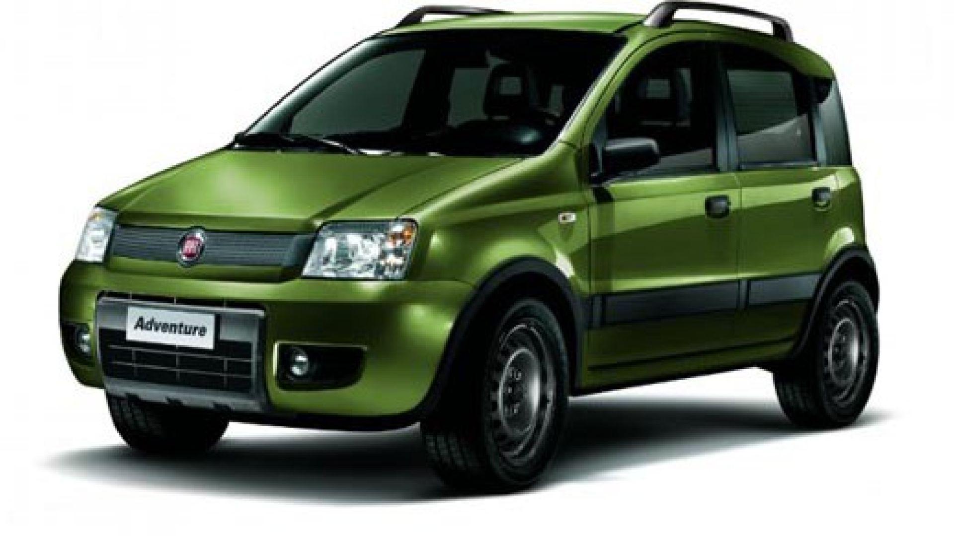 Fiat 500 For Sale >> Anteprima: Fiat Panda 4x4 Adventure - MotorBox