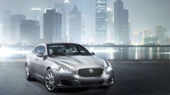 Tutto sulla Jaguar XJ 2010 - Immagine: 4