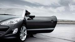 Peugeot RCZ: le nuove foto - Immagine: 1