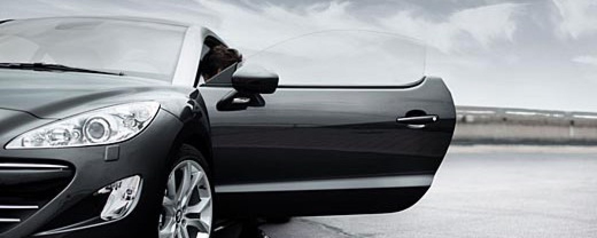 Peugeot RCZ: le nuove foto