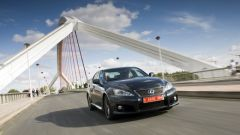 Lexus IS-F - Immagine: 1