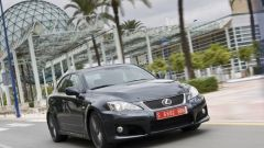 Lexus IS-F - Immagine: 18