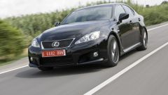 Lexus IS-F - Immagine: 20