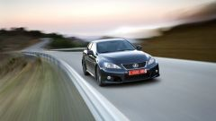 Lexus IS-F - Immagine: 22