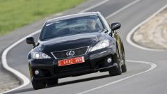 Lexus IS-F - Immagine: 24