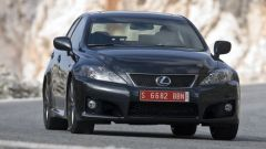 Lexus IS-F - Immagine: 26