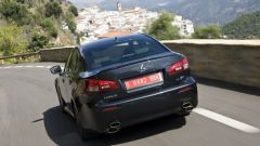 Lexus IS-F - Immagine: 27