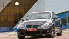 Lexus IS-F - Immagine: 2