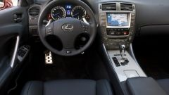 Lexus IS-F - Immagine: 10