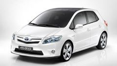 Toyota Auris Hybrid - Immagine: 4