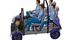 Lotus City Car Elettrica - Immagine: 5