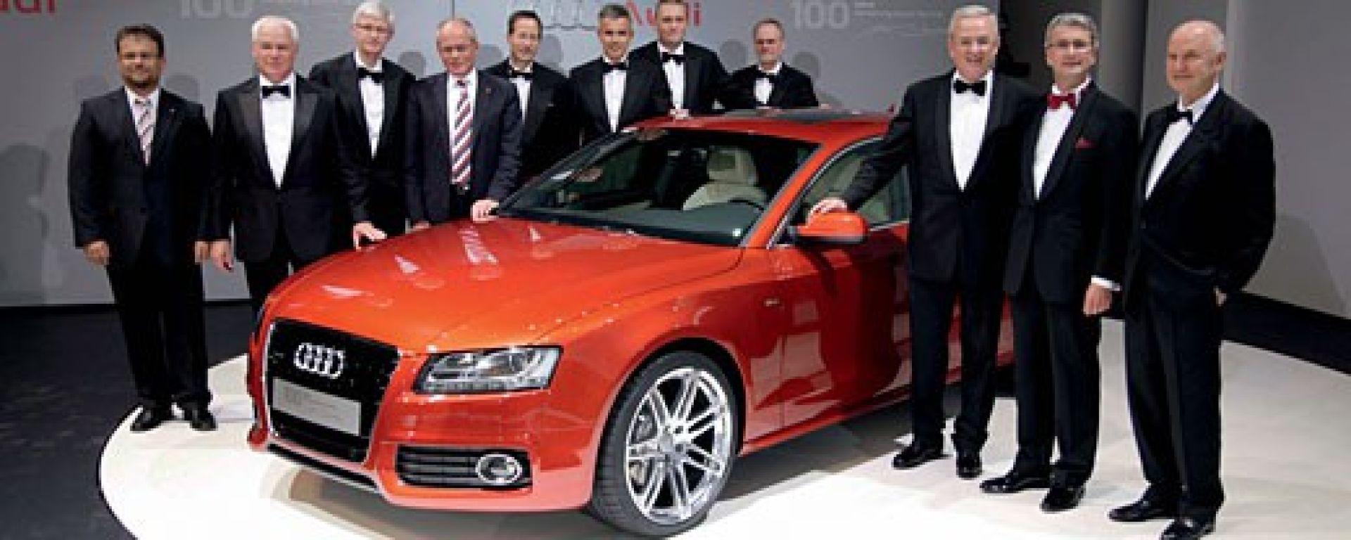 100 anni di Audi, guarda la mega gallery