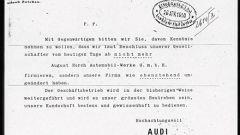 100 anni di Audi, guarda la mega gallery - Immagine: 53