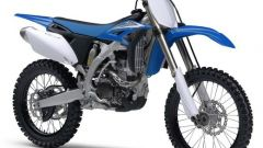 Yamaha YZ250F 2010 - Immagine: 12