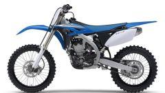 Yamaha YZ250F 2010 - Immagine: 11