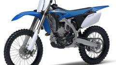 Yamaha YZ250F 2010 - Immagine: 10