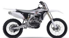 Yamaha YZ250F 2010 - Immagine: 9