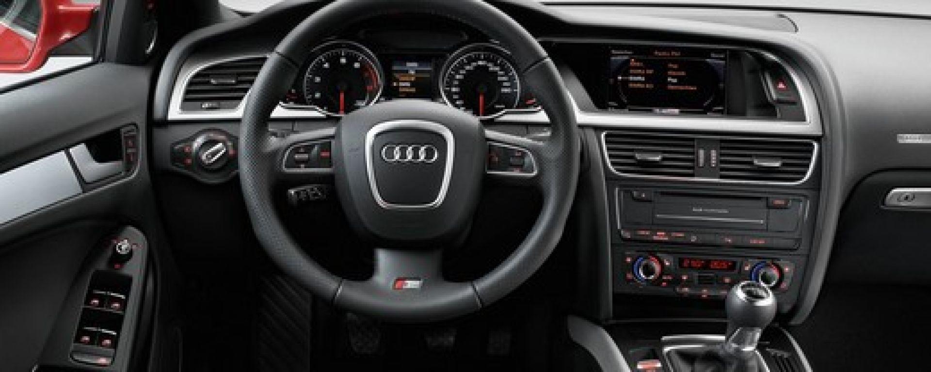 Prova Audi A5 Sportback Motorbox