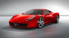 Ferrari 458 Italia, svelati gli interni - Immagine: 4