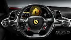 Ferrari 458 Italia, svelati gli interni - Immagine: 15