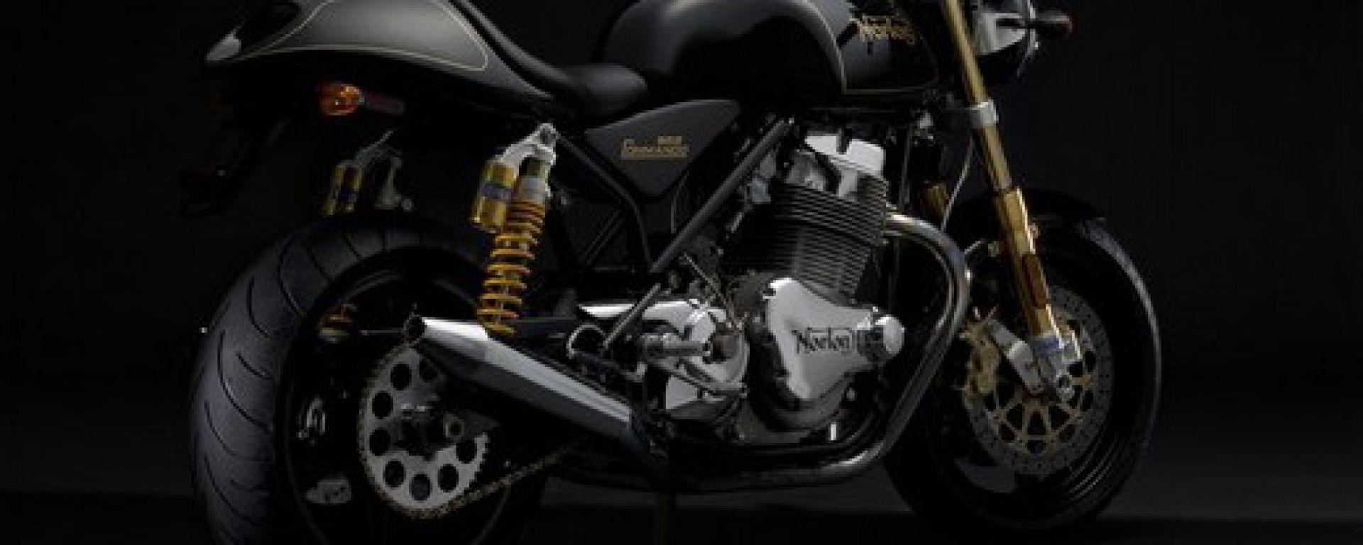 Norton Commando 961 SE
