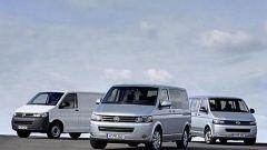 Volkswagen T5 Caravelle, Multivan & Co 2010 - Immagine: 1