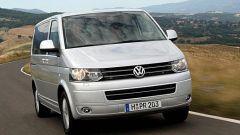 Volkswagen T5 Caravelle, Multivan & Co 2010 - Immagine: 2