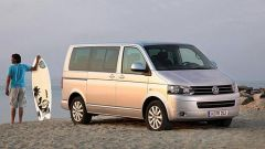 Volkswagen T5 Caravelle, Multivan & Co 2010 - Immagine: 4